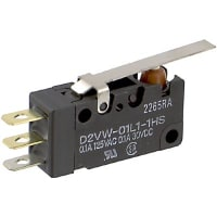 Omron Electronic Components D2VW-01L1-1HS
