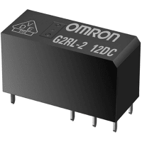 Omron Electronic Components G2RL1EDC12BYOMB
