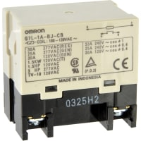 Omron Electronic Components G7L-1A-BJ-CB-AC100/120