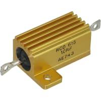 RCD Components 615-10R0-FBW