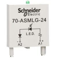 Schneider Electric/Legacy Relays 70-ASMLG-24