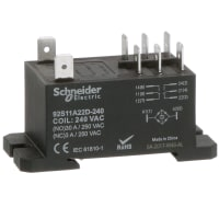 Schneider Electric/Legacy Relays 92S11A22D-240