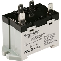 Schneider Electric/Magnecraft 725BXXBC3ML-120A