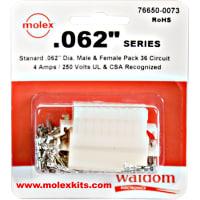 Molex Incorporated 76650-0073
