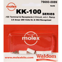 Molex Incorporated 76650-0089