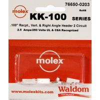 Molex Incorporated 76650-0203