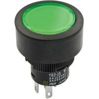 NKK Switches YB215CWCKW01-5F24-FB