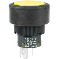 NKK Switches YB215CWCKW01-N-EB