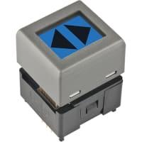 NKK Switches IS15DSBFP4RGB