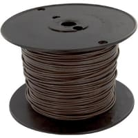Olympic Wire and Cable Corp. 361 BROWN CX/500