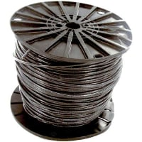 Olympic Wire and Cable Corp. THHN 12G/ST BLK