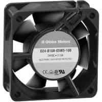 Globe Motors D24-B10A-05W5-100