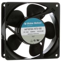 Globe Motors A47-B15A-15T3-100