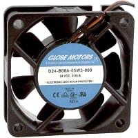 Globe Motors D24-B08A-05W3-000
