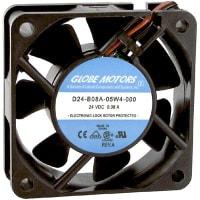Globe Motors D24-B08A-05W4-000