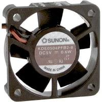Sunon Fans KDE0504PFV2.11.MS.A.GN