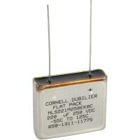 Cornell-Dubilier MLS221M250EK0C