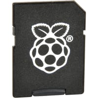 Raspberry Pi 8GB CARD WITH RASPBERRY PI OS