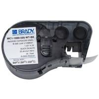 Brady MC1-1000-595-WT-BK