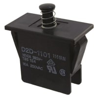 Omron Electronic Components D2D1101