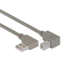 L-com Connectivity CA90RA-DB-03M