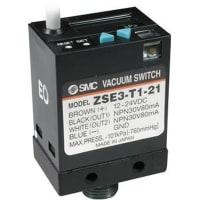 SMC Corporation ZSE3-0X-23CN