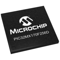 Microchip Technology Inc. PIC32MX170F256D-V/TL