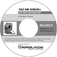 Pepperl+Fuchs Factory Automation VAZ-SW-SIMON+