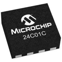 Microchip Technology Inc. 24C01CT-I/MC