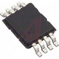 Microchip Technology Inc. 93C66A-E/MS