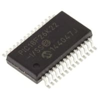 Microchip Technology Inc. PIC18LF26J13T-I/SS