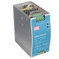 Mean Well USA NDR-240-24