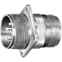 Amphenol Industrial MS3100C28-16P