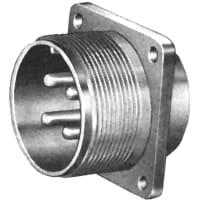 Amphenol Industrial MS3102A24-5P