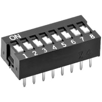 Omron Electronic Components A6E-7101-N