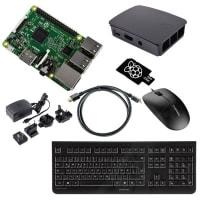 Raspberry Pi RASPBERRY PI 3 CLASSROOM WRKSTATION-BLK