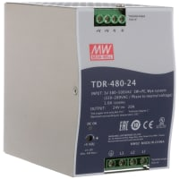 Mean Well USA TDR-480-24