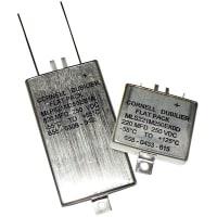 Cornell-Dubilier MLP401M200EK0D