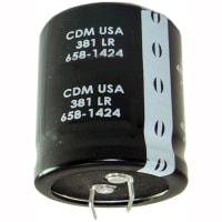Cornell-Dubilier 381LR681M250K032