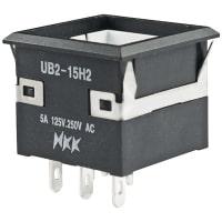 NKK Switches UB215KKW016CF