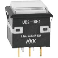 NKK Switches UB226KKG016F-3JB