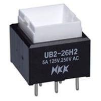 NKK Switches UB226SKW036G