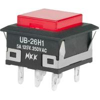 NKK Switches UB26KKW015C-CJ