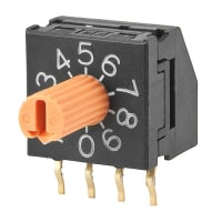 NKK Switches FR01KR10H