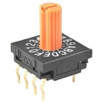NKK Switches FR01KR16P
