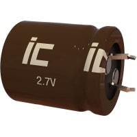 Illinois Capacitor, Inc. DGH255Q5R5