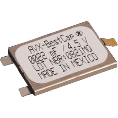 AVX - BZ055B153ZSB - Capacitor