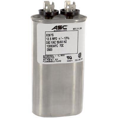 ASC Capacitors X387S-12.5-10-330