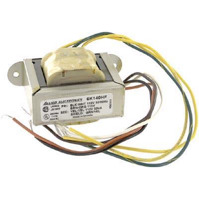 Hammond Manufacturing - 6K140HF - ISOLATION TRANSFORMER  115
