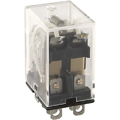 NTE Electronics, Inc. - R14-11D10-12 - Relay; AC and DC; 10 ... on